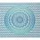 Thumbnail: Wanddecoratie Blauw