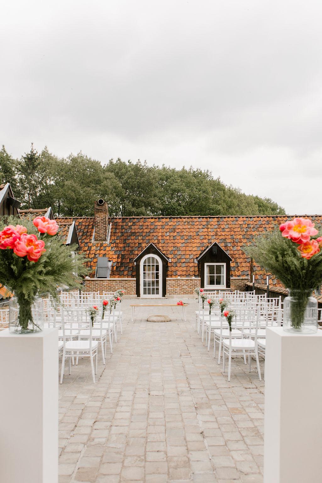 Stijlvol trouwfeest