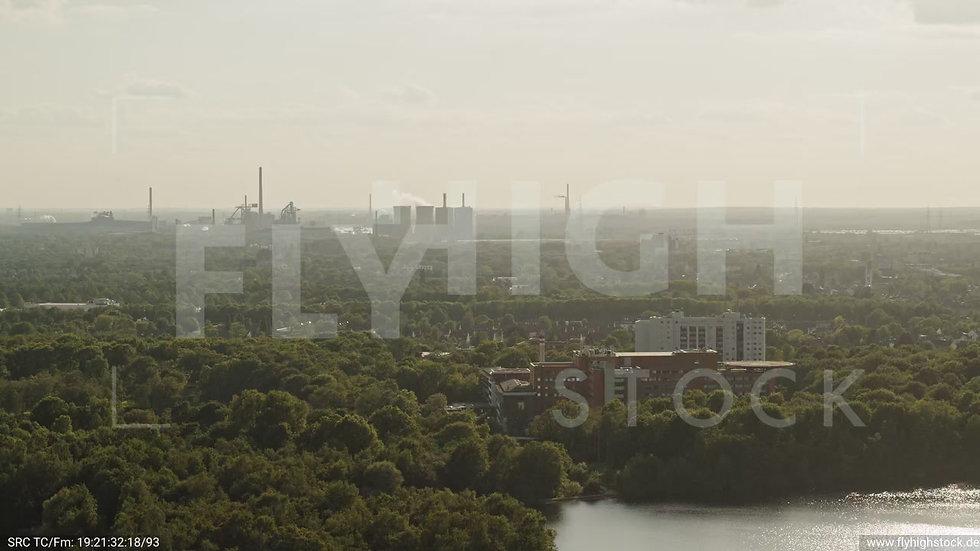 Duisburg Wolfssee Parallelflug G022_C016