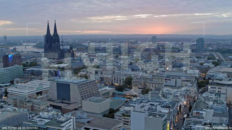 Köln Neumarkt Zuflug C045_C002