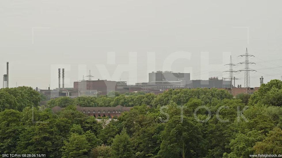 Duisburg Volkspark Schwelgern Zuflug G010_C003