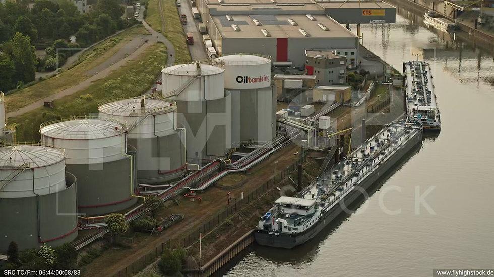 Duisburg Parallelhafen Zuflug G008_C019