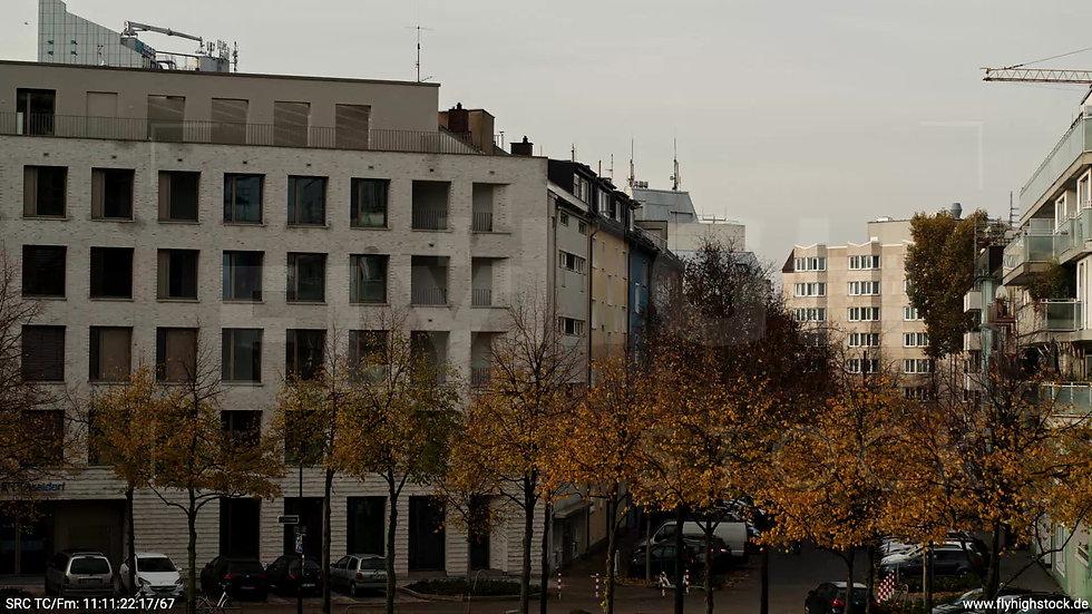Düsseldorf IHZ-Park Skyline Hub tagsüber F006_C016