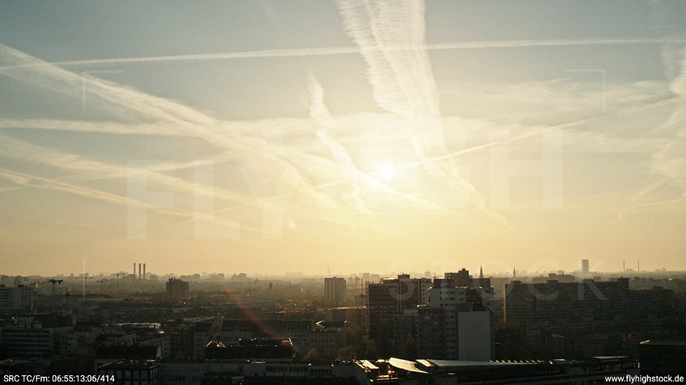 Berlin Hallesches Ufer Skyline Hub morgens 3