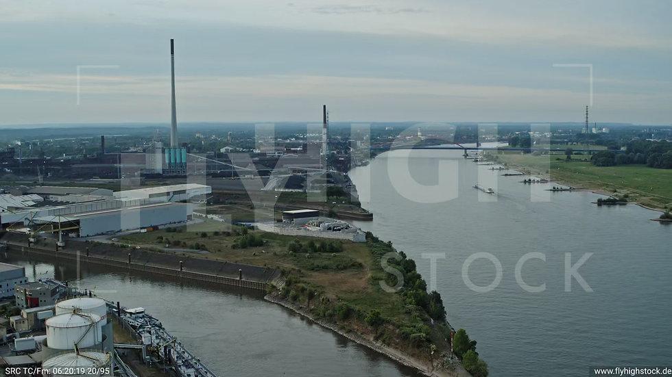 Duisburg Parallelhafen Parallelflug G008_C004