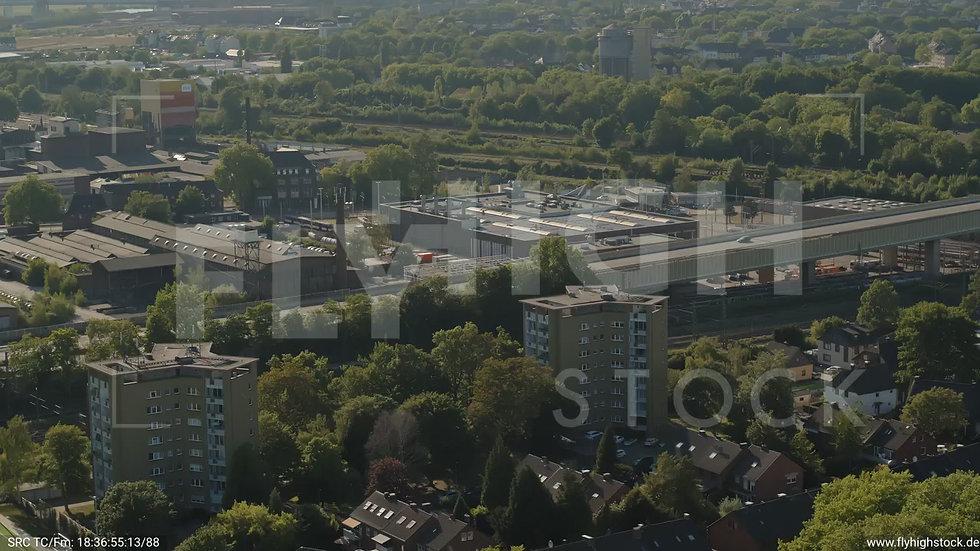 Duisburg Schauinsland Reisen Arena Zuflug G004_C011
