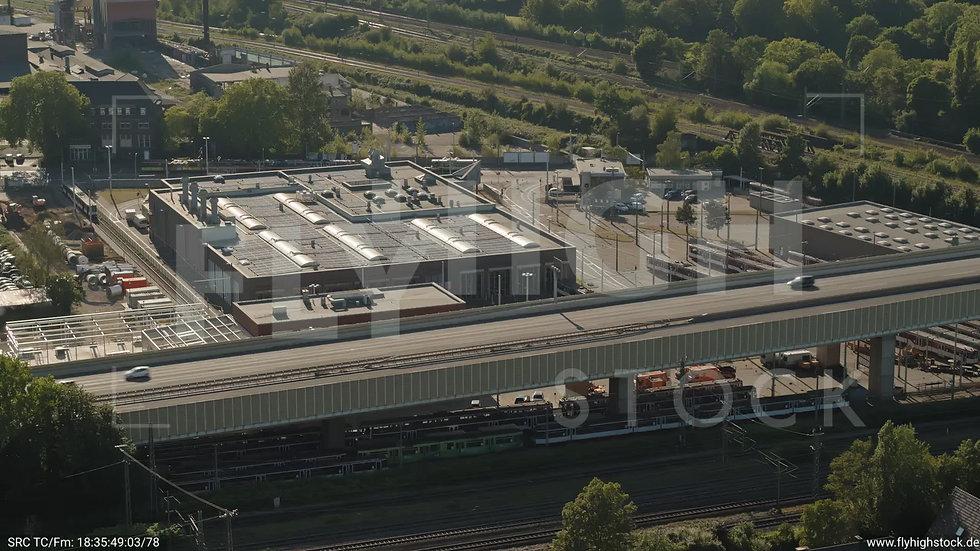 Duisburg Schauinsland Reisen Arena Rückflug G004_C010