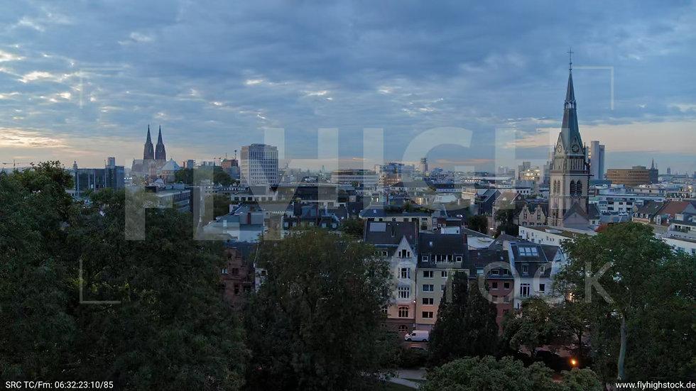 Köln Stadtgarten Parallelflug C051_C015