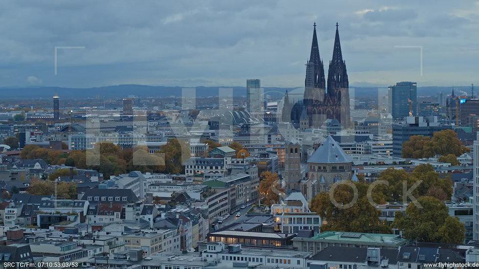 Köln Stadtgarten Rückflug C082_C017