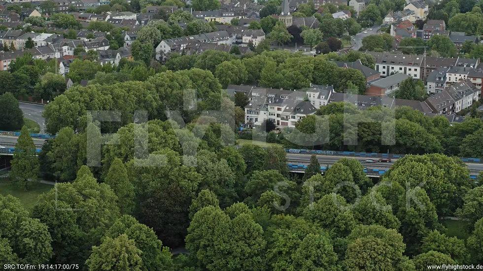 Duisburg Meiderich Stadtpark Parallelflug G015_C016