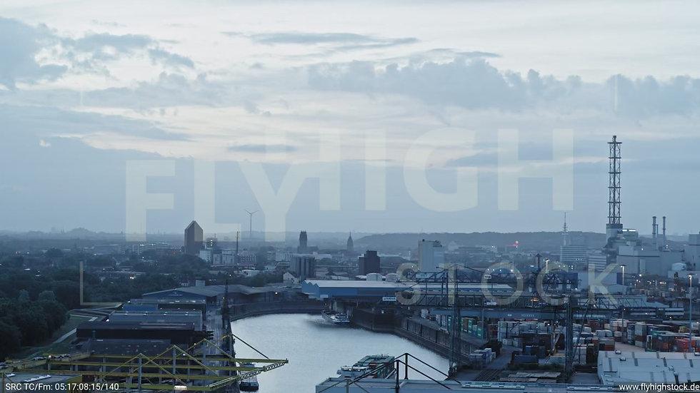 Duisburg Parallelhafen Parallelflug G018_C015