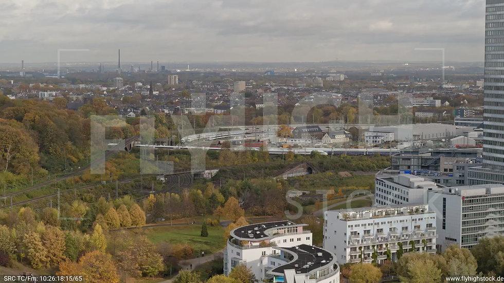 Köln Stadtgarten Parallelflug C083_C008