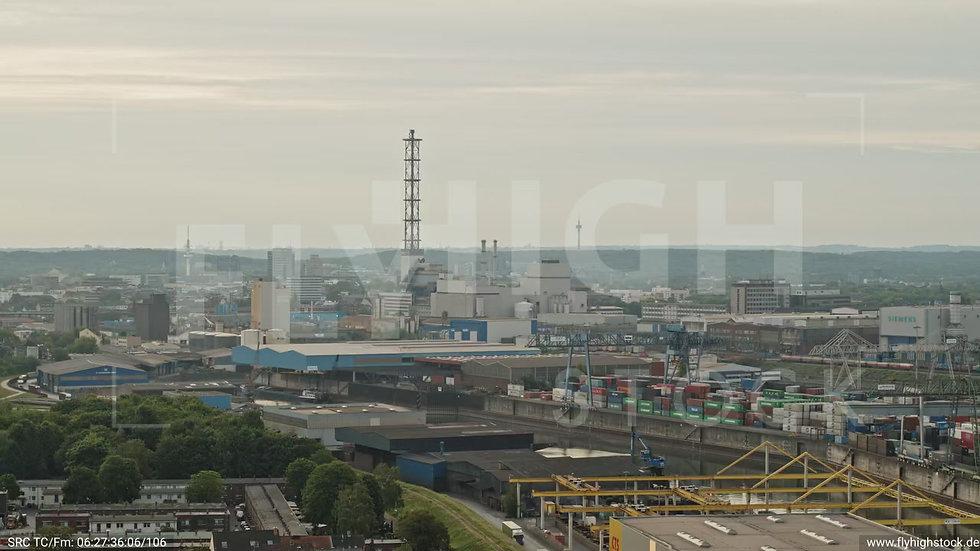 Duisburg Parallelhafen Parallelflug G008_C007