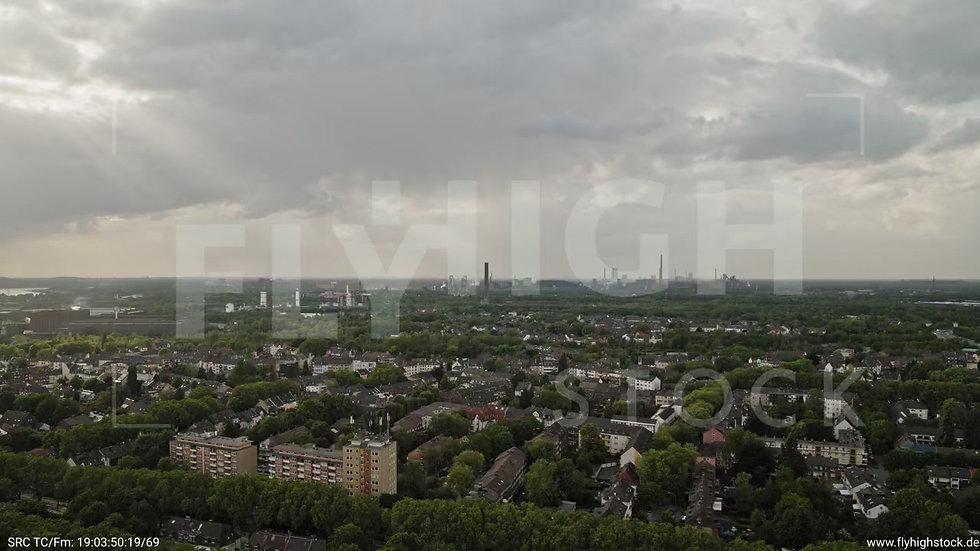 Duisburg Meiderich Stadtpark Zuflug nach unten G015_C010