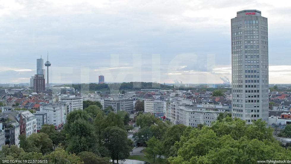 Köln Ebertplatz Zuflug C043_C001