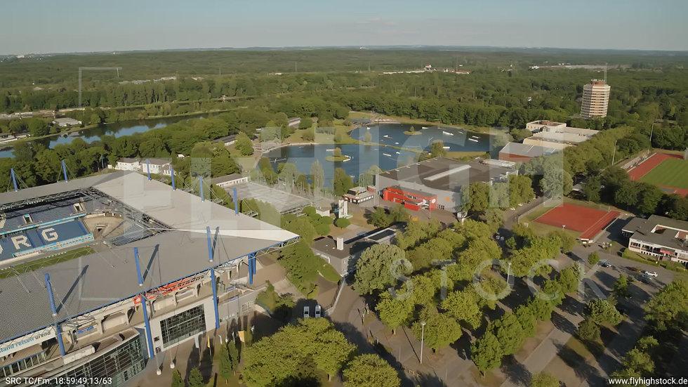 Duisburg Schauinsland Reisen Arena Zuflug nach unten G005_C006