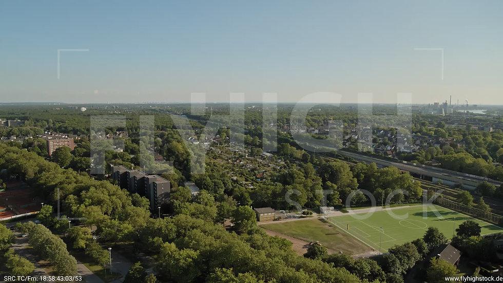 Duisburg Schauinsland Reisen Arena Zuflug nach unten G005_C005