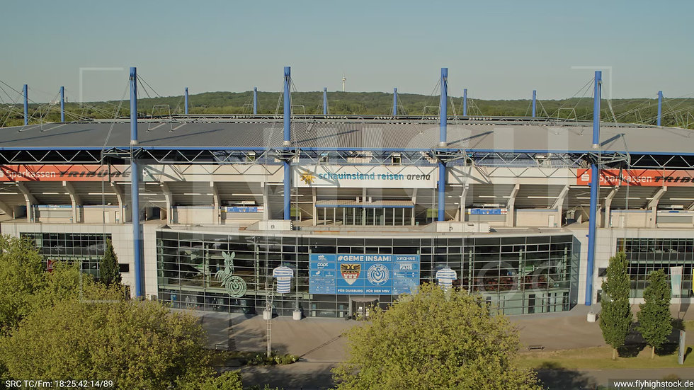 Duisburg Schauinsland Reisen Arena Parallelflug G004_C005