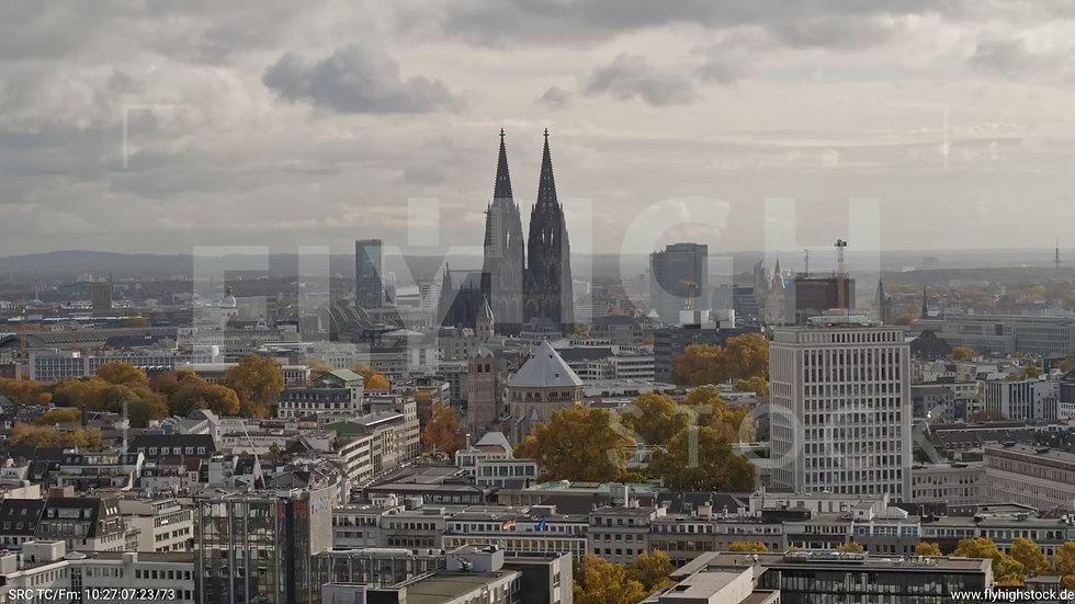 Köln Stadtgarten Parallelflug C083_C009