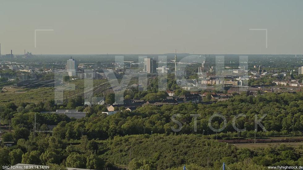 Duisburg Schauinsland Reisen Arena Zuflug nach unten G004_C013