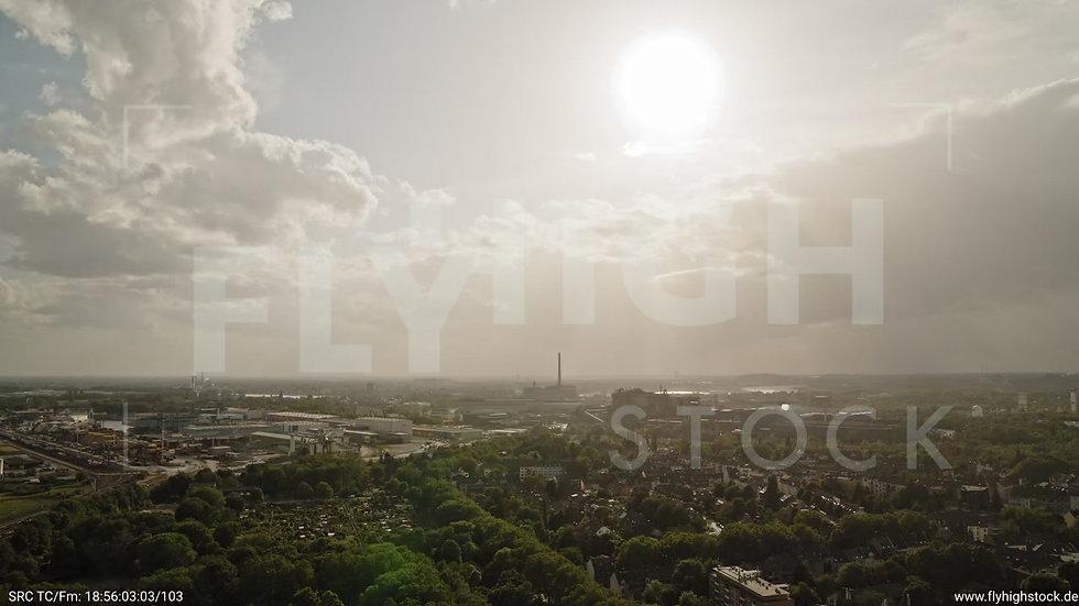 Duisburg Meiderich Stadtpark Zuflug G015_C001