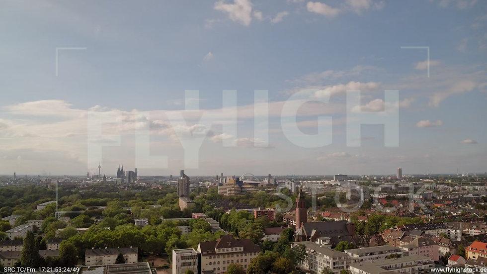 Köln Humboldt-Gremberg Zuflug C041_C001