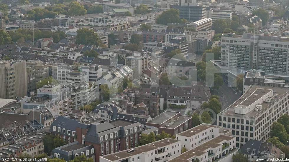 Köln Maastrichter Straße Hub abwärts C053_C003