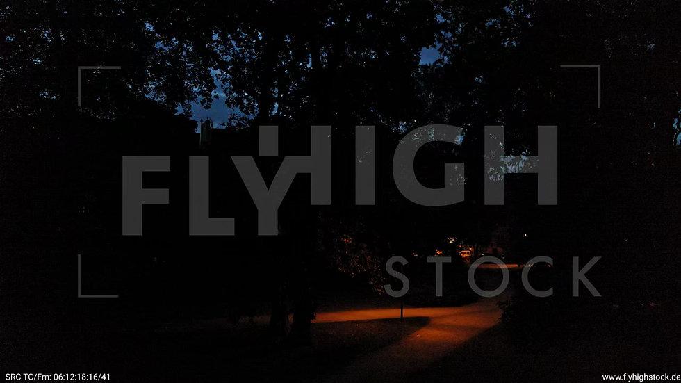 Köln Stadtgarten Hub nachts C051_C005
