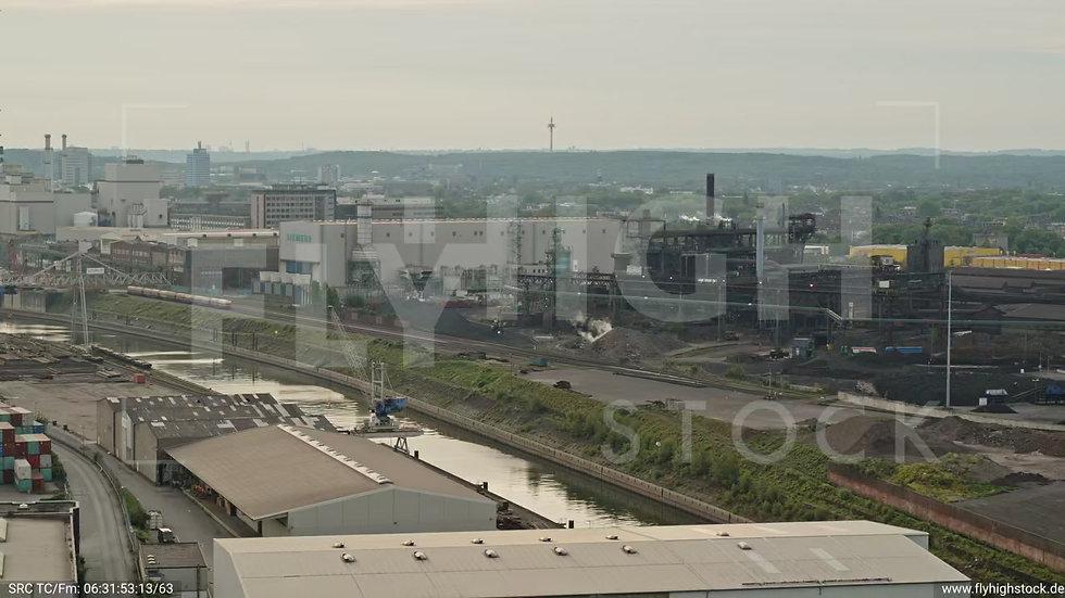 Duisburg Parallelhafen Parallelflug G008_C011