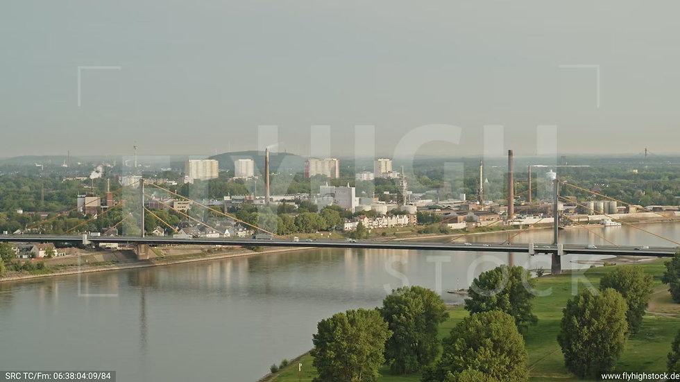 Duisburg Parallelhafen Zuflug G008_C014
