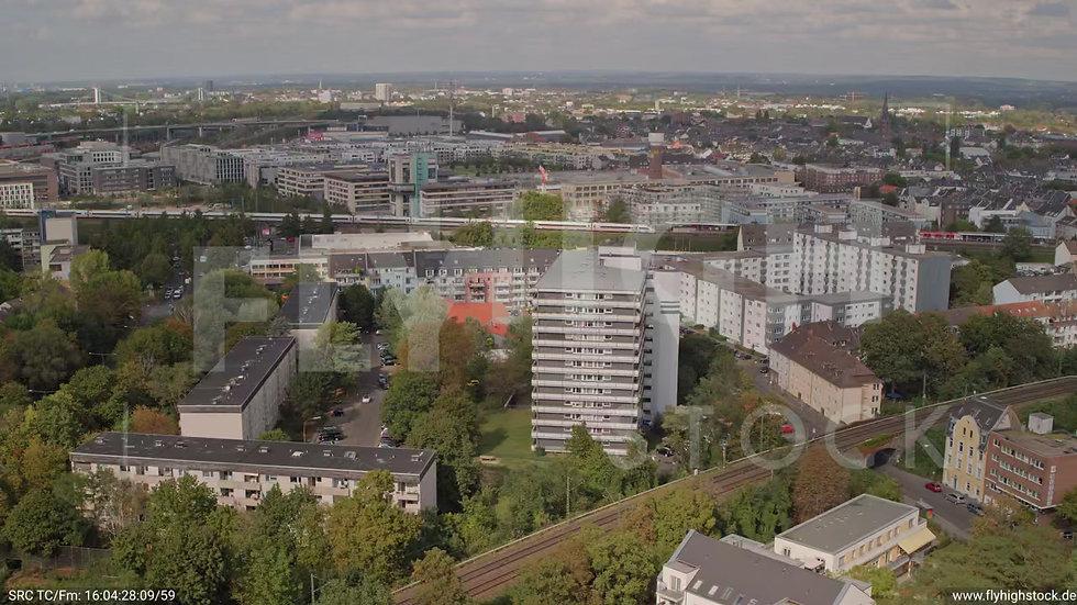 Köln Humboldtpark Parallelflug C040_C004