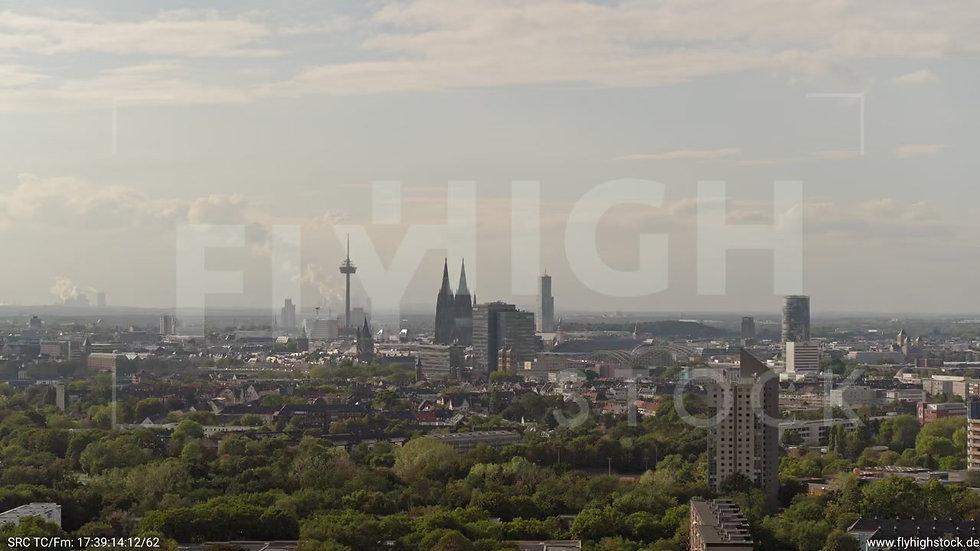 Köln Humboldt-Gremberg Zuflug nach unten C041_C013