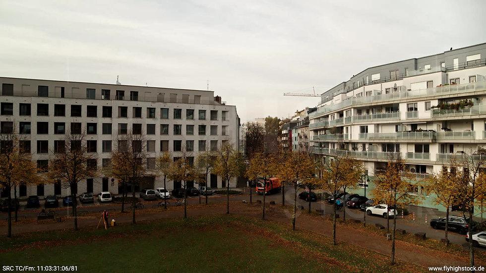 Düsseldorf IHZ-Park Skyline Hub tagsüber F006_C012