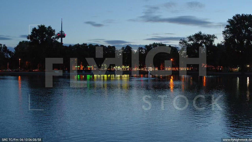 Köln Hiroshima-Nagasaki-Park Zuflug nach oben C031_C006