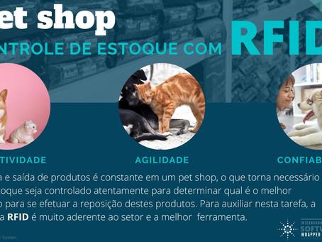 Pet shop - Estoque é dinâmico