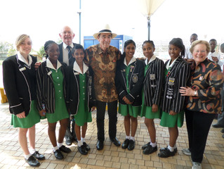 Soft Vengeance: Albie Sachs documentary Soweto launch