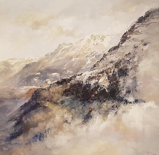 Desde Peña Montañesa ( Pirineo de Huesca )