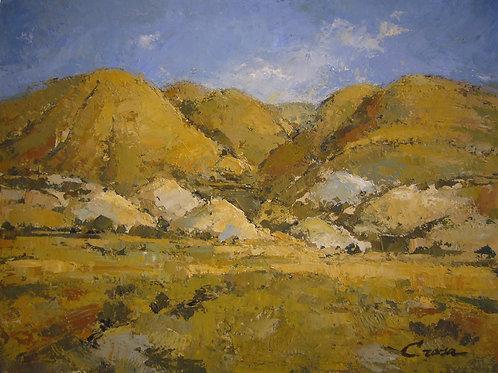 Muntanyes de Monegros