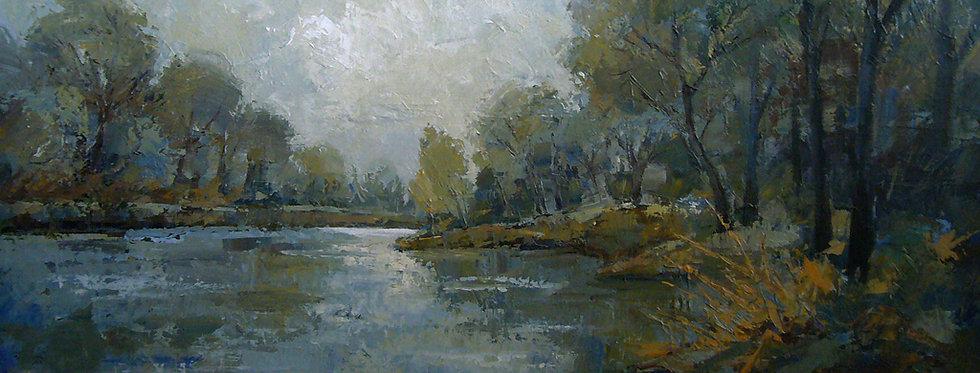 Hivern ( Riu Segre )