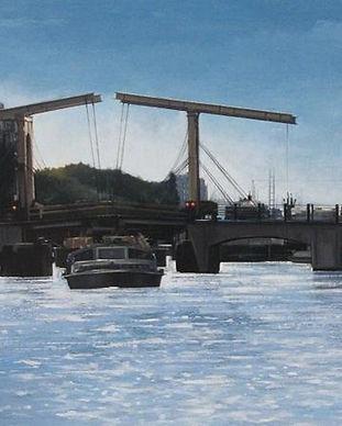 Juan R. Espax Puente movil ( Amsterdam )
