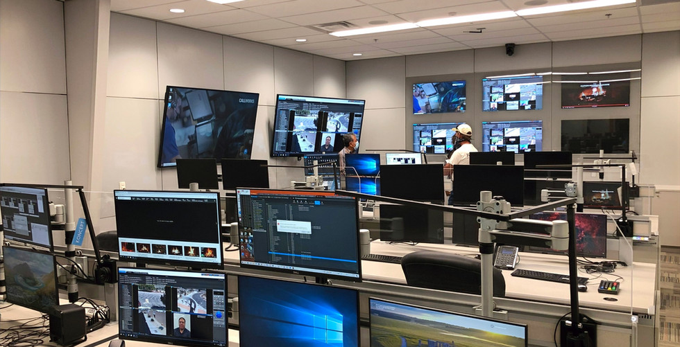 APS POLICE COMMAND CENTER
