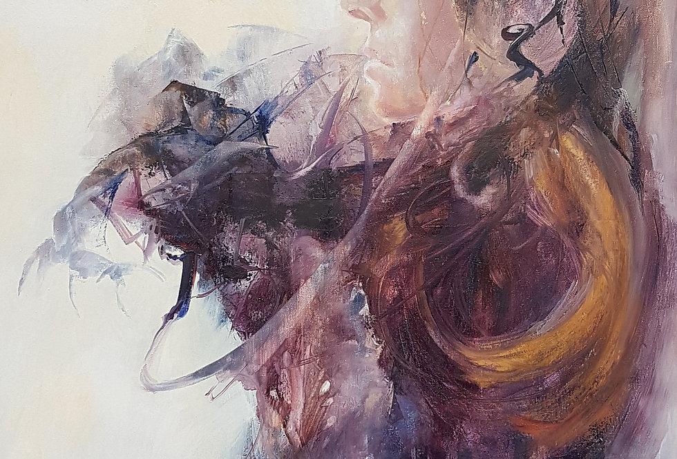 semi abstracció