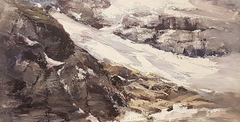 Nieve ( Pirineo de Huesca )