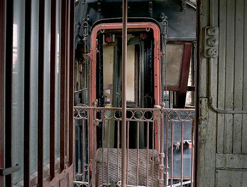 """""""Hangar- Porta tren"""""""