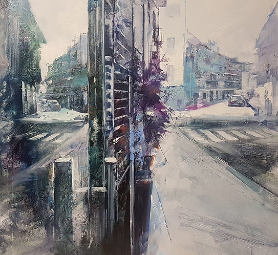 Reflejo urbano