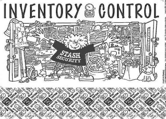 Block Party Inventory Control Panel