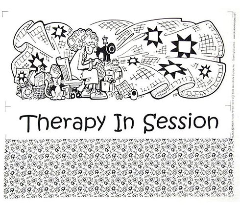 Block Party Therapy In Session Panel