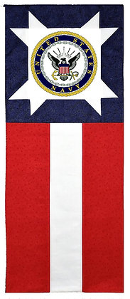 US Navy Star Banner Kit and Pattern