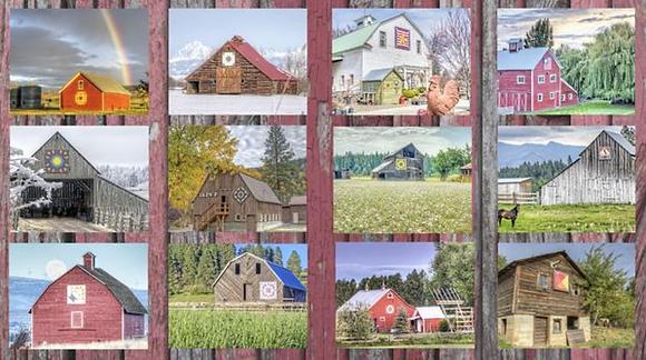 Quilt Barns of Kittitas County