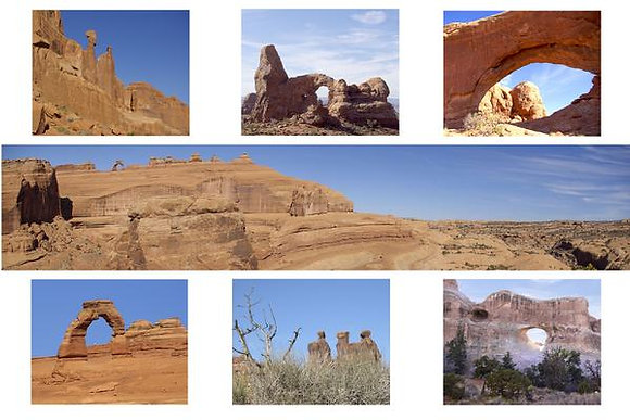 Arches National Park Small Photo Kit
